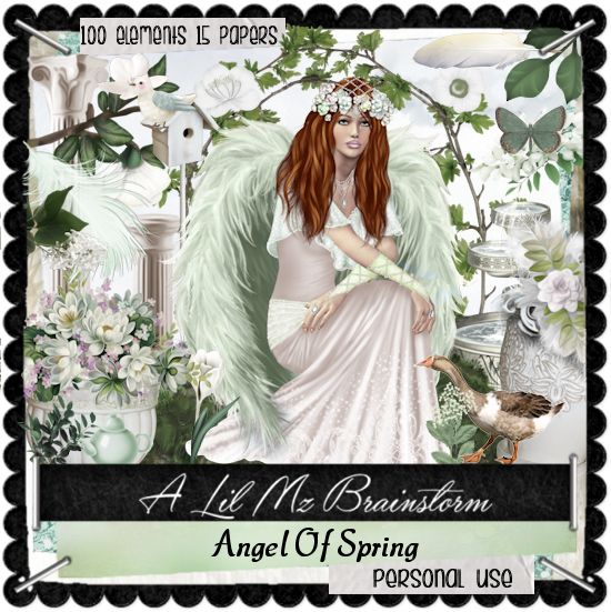 LMB Angel Of Spring PU