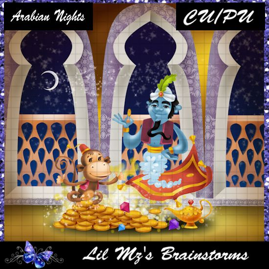 LMB Arabian Nights CWT CU