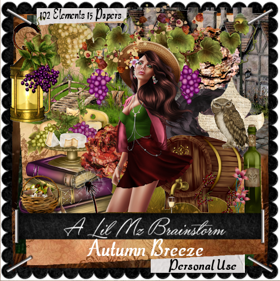 LMB Autumn Breeze PU