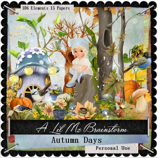 LMB Autumn Days PU
