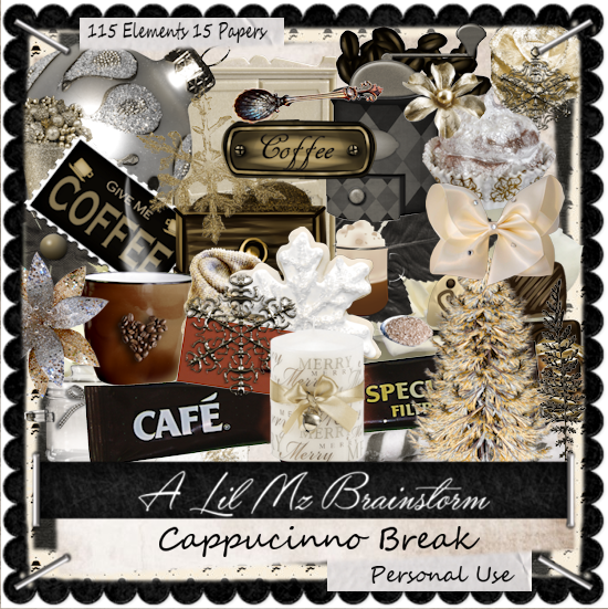 LMB Cappucinno Break PU