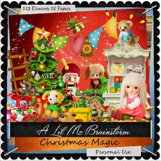 LMB Christmas Magic PU