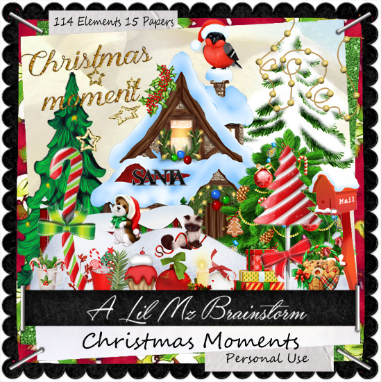 LMB Christmas Moments PU