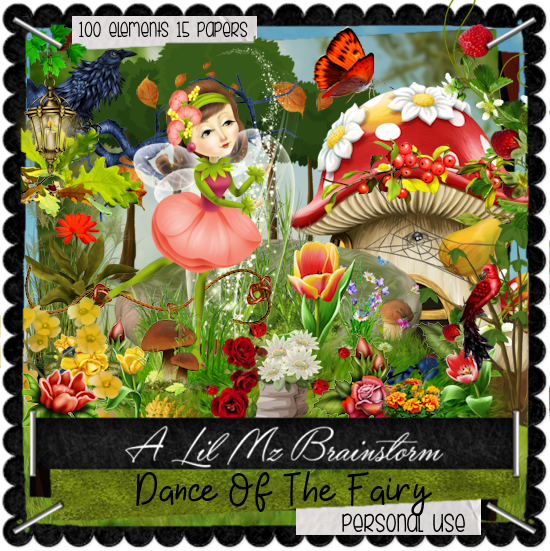LMB Dance Of The Fairy PU