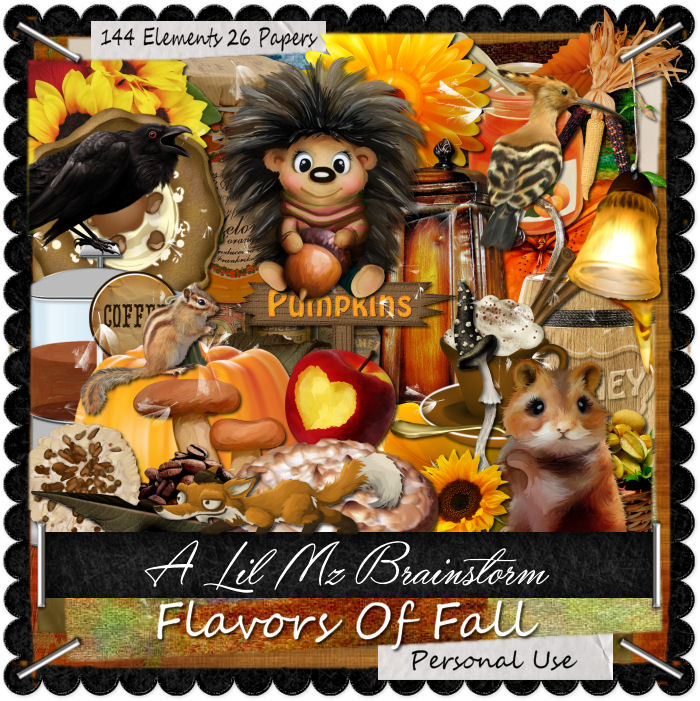 LMB Flavors of Fall PU