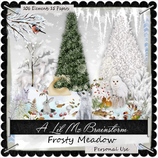 LMB Frosty Meadow PU