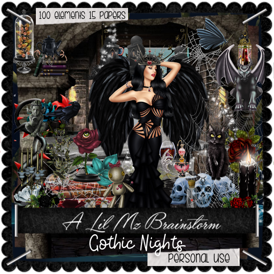 LMB Gothic Nights PU