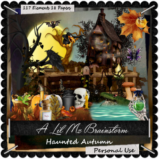 LMB Haunted Autumn PU