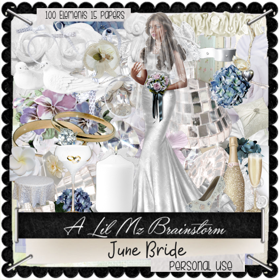 LMB June Bride PU