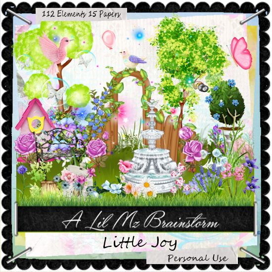 LMB Little Joy PU