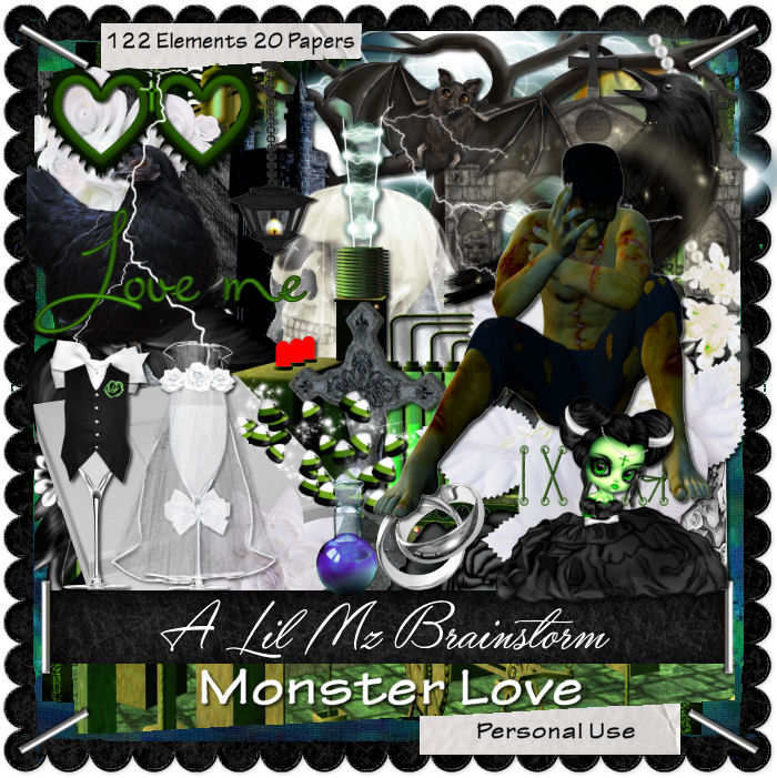 LMB Monster Love PU