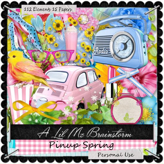 LMB Pinup Spring PU