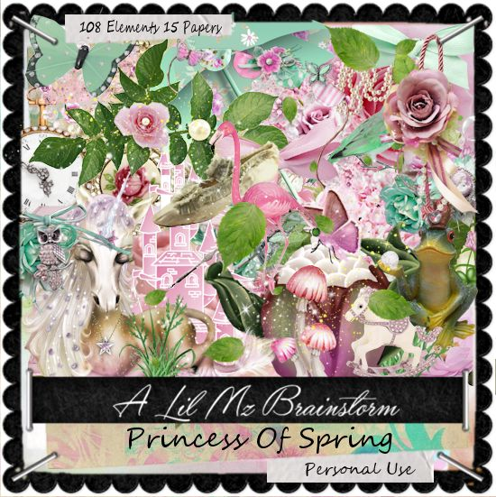 LMB Princess Of Spring PU