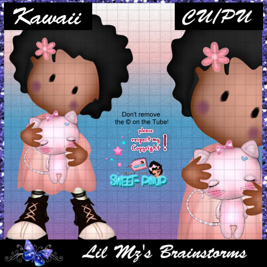 LMB Kawaii Bundle CU