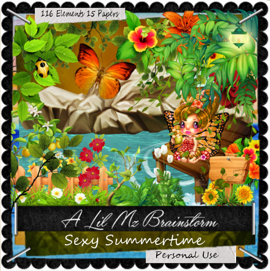 LMB Sexy Summertime PU