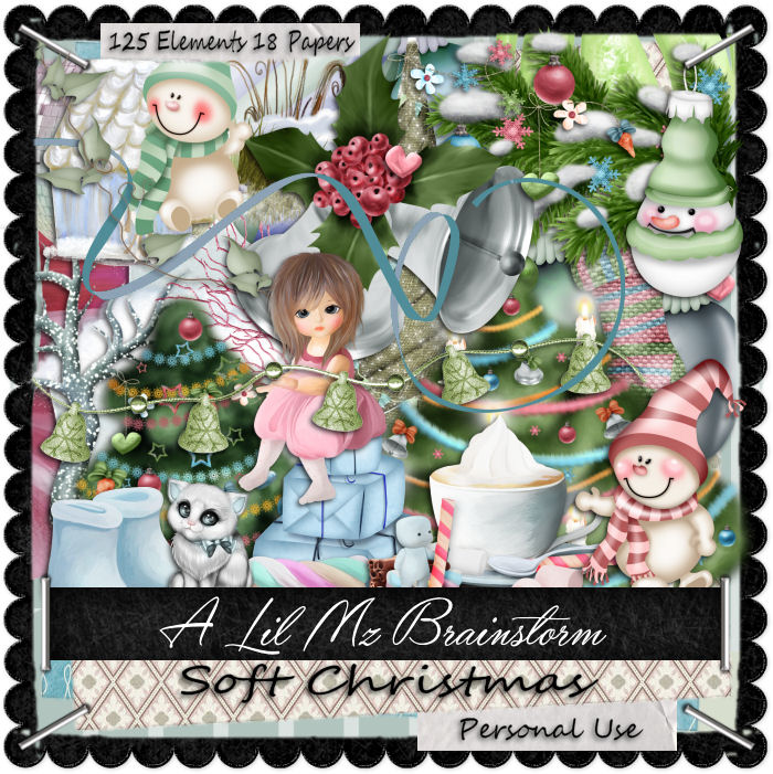 LMB Soft Christmas PU