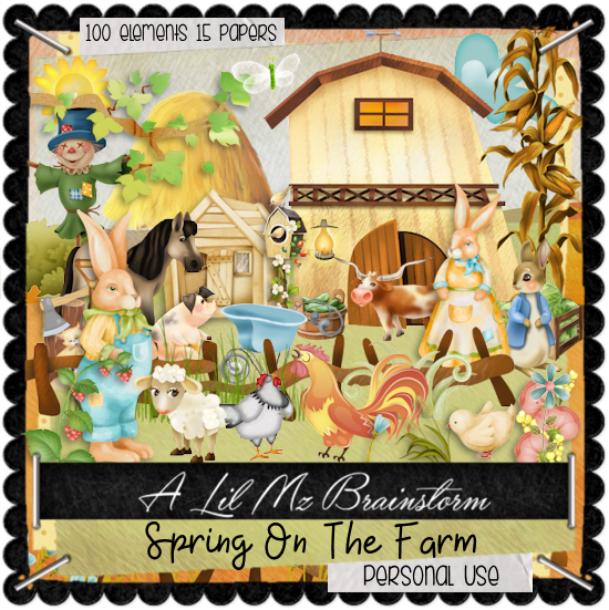 LMB Spring On The Farm PU