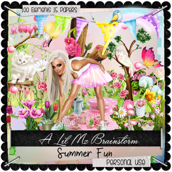 LMB Summer Fun PU