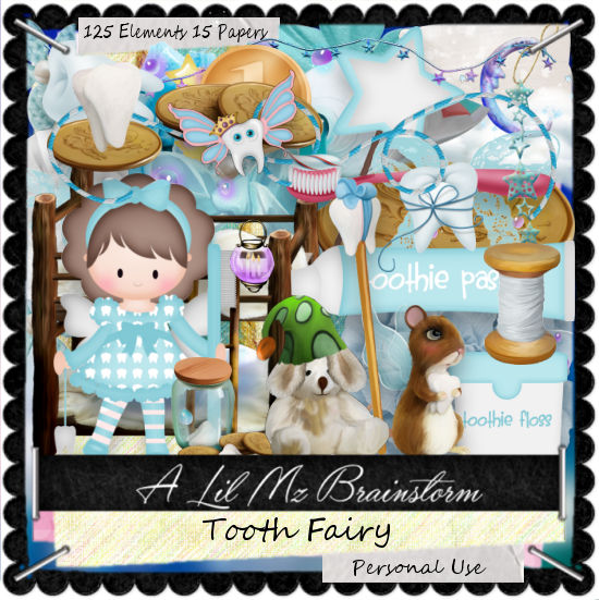 LMB Tooth Fairy PU