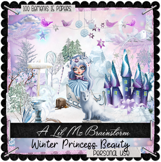 LMB Winter Princess Beauty PU