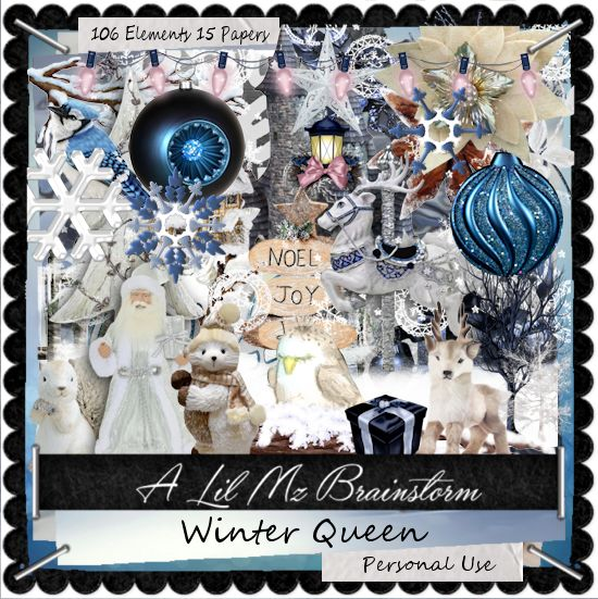 LMB Winter Queen PU