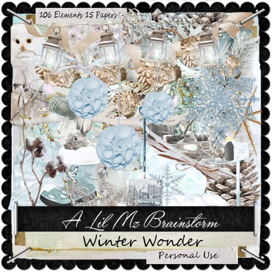 LMB Winter Wonder PU