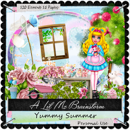 LMB Yummy Summer PU