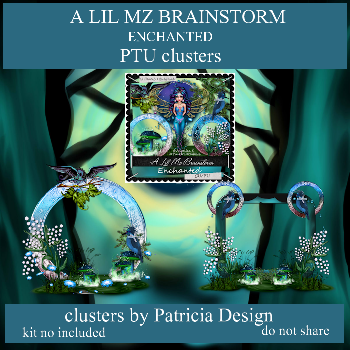 LMB Enchanted Clusters PU